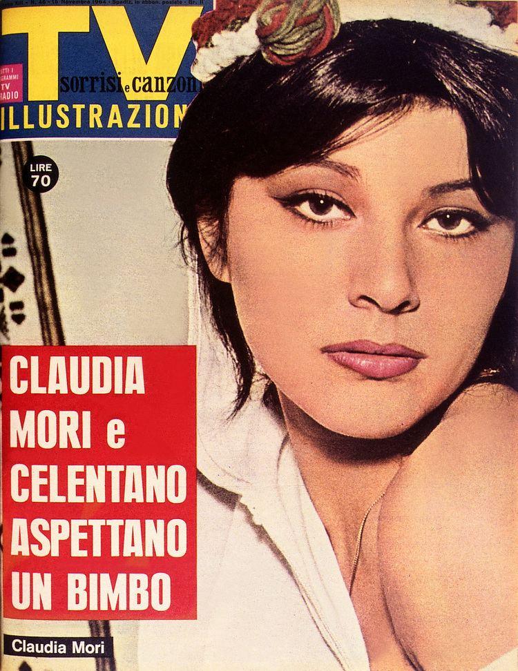 Claudia Mori Classify Italian singeractress Claudia Mori