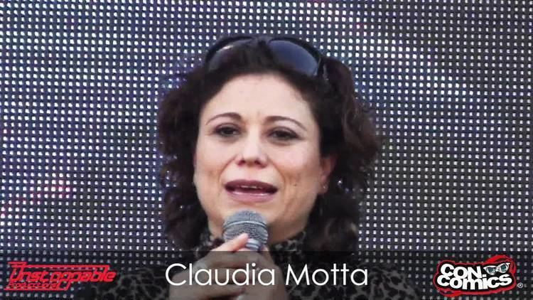 Claudia Motta ConComics2011 Claudia Motta YouTube