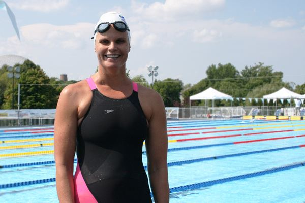 Claudia Poll Montreal 2014 1996 Olympic champion Claudia Poll still