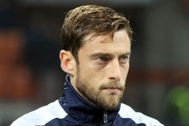 Claudio Marchisio Claudio Marchisio Speaks of Arsenal Manchester United and
