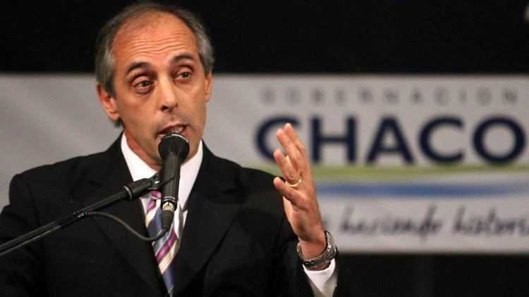 Claudio Morresi Camau Espnola reemplaza a Morresi en la secretara de