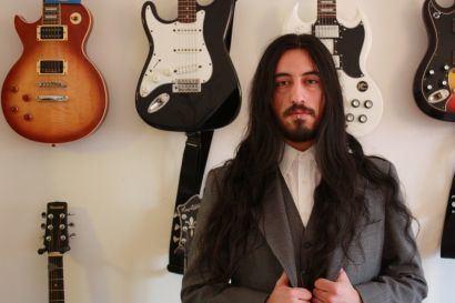 Claudio Oyarzo THE RESISTANCE Hire MINORA Guitarist Claudio Oyarzo As Session