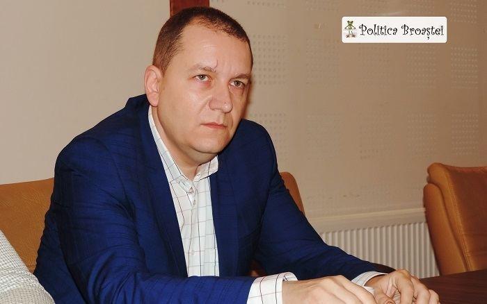 Claudiu Dumitrescu Politica Broastei Trgovite Consilierul PNL Claudiu Dumitrescu