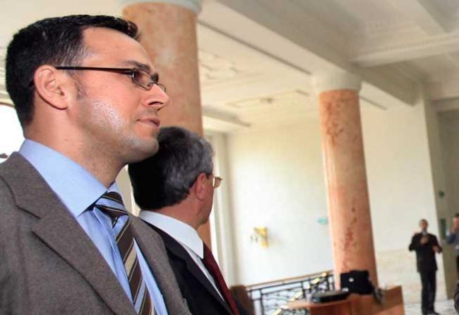 Claudiu Dumitrescu cu ochelari de cal Claudiu Dumitrescu ef DLAF i acum ef secie