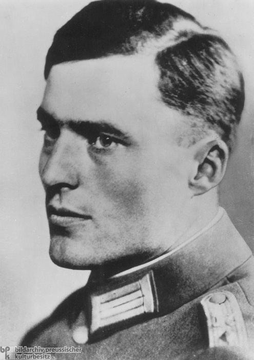 Claus von Stauffenberg GHDI Image