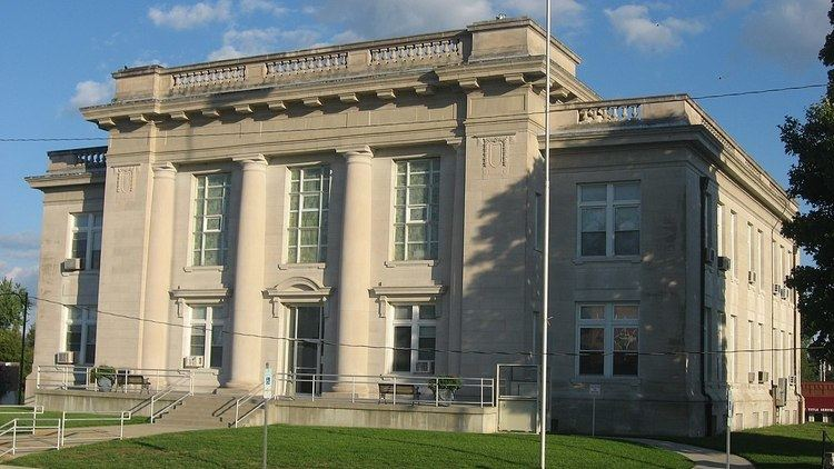 Clay County Courthouse (Illinois)