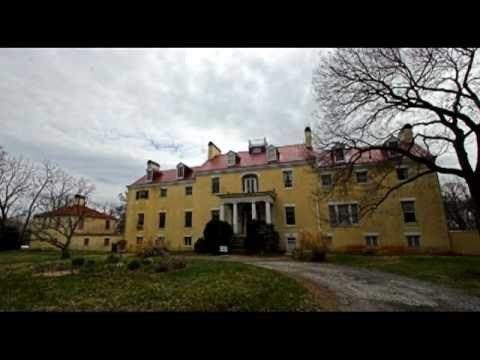 Claymont Court Claymont Mansion Photo Tour YouTube