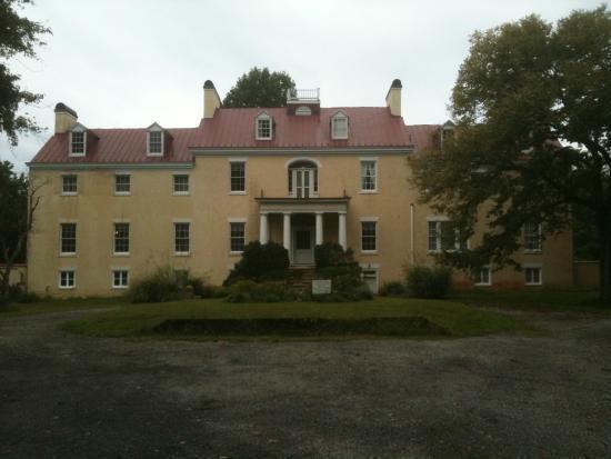 Claymont Court Claymont Court home of Bushrod Corbin Washington Picture of Beall