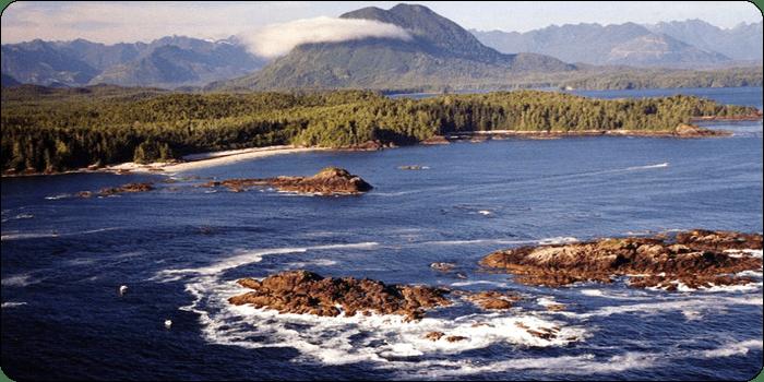 Clayoquot Sound VIWILDS Clayoquot Sound Vulnerable Ecosystems