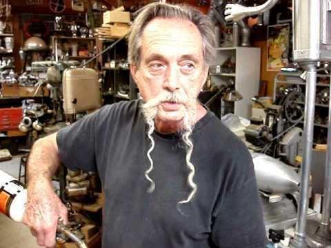Clayton Bailey Bay Area Funk Art master Clayton Bailey with Artillery