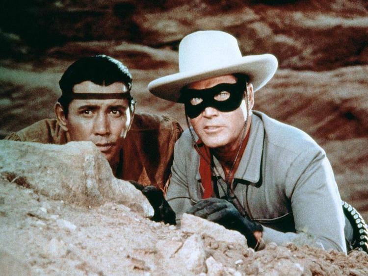 Clayton Moore Almanac The Lone Ranger39s Clayton Moore CBS News