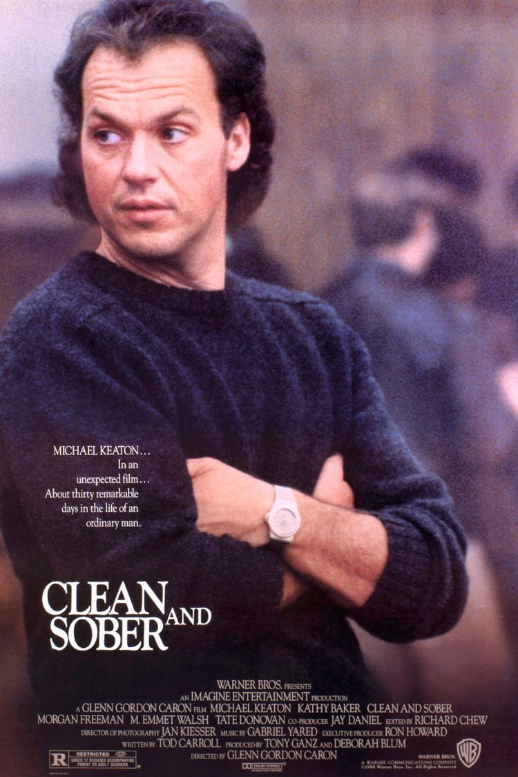 Clean and Sober wwwgstaticcomtvthumbmovieposters10987p10987