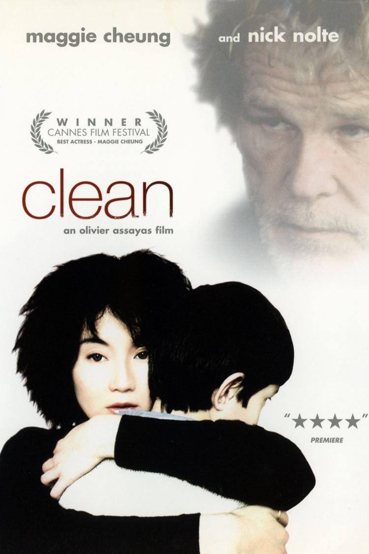 Clean (film) wwwgstaticcomtvthumbdvdboxart85556p85556d