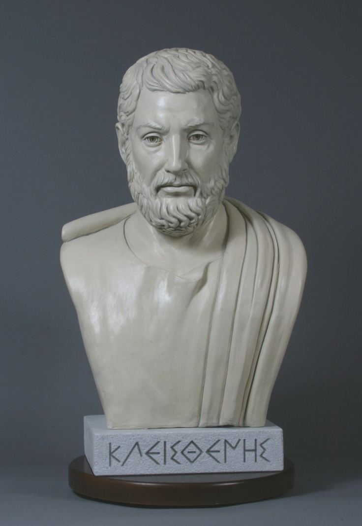Cleisthenes Peisistratos and Cleisthenes era in Athens 561508 BC Short