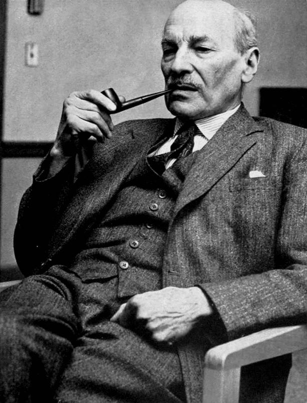 Clement Attlee httpsuploadwikimediaorgwikipediacommons66