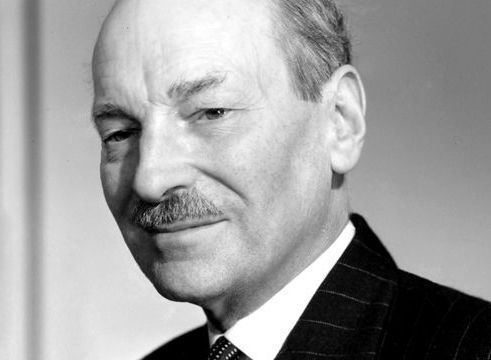 Clement Attlee My Political Hero Clement Attlee The Mancunion