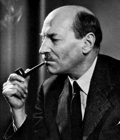 Clement Attlee Clement Attlee prime minister of United Kingdom