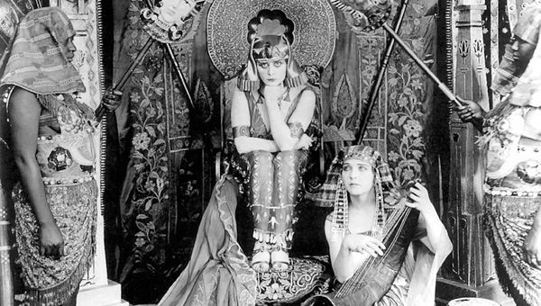 Cleopatra (1917 film) Dont Watch Cleopatra 1917 Pretty Clever Films