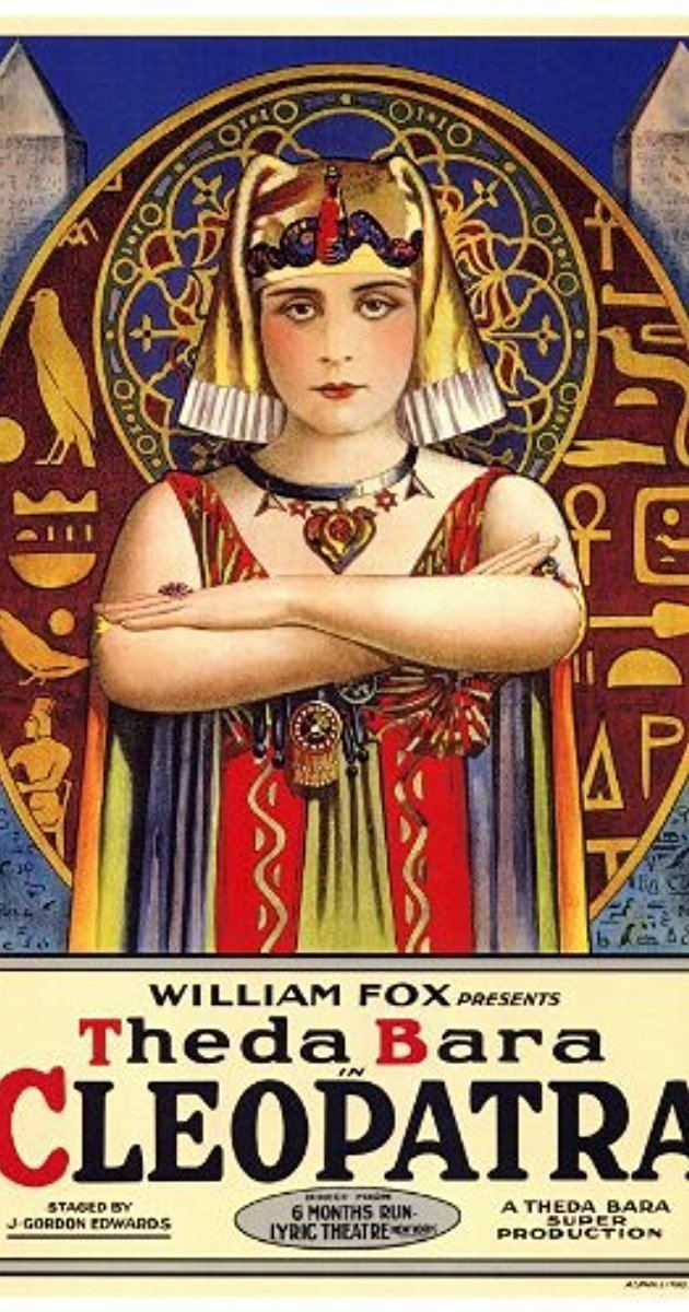 Cleopatra (1917 film) Cleopatra 1917 IMDb