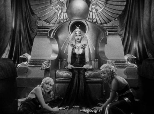 Cleopatra (1934 film) Cecil B DeMilles Cleopatra 1934 Starring Claudette Colbert