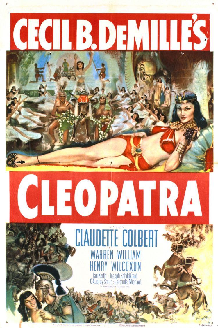 Cleopatra (1934 film) wwwgstaticcomtvthumbmovieposters3226p3226p