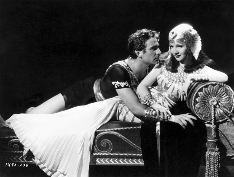 Cleopatra (1934 film) Cleopatra 1934