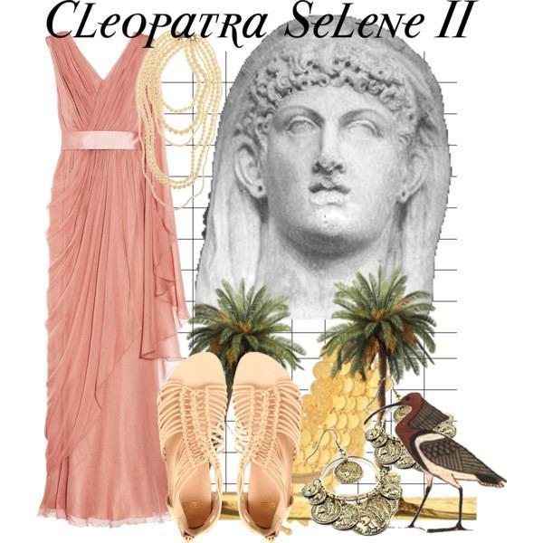 Cleopatra Selene II Cleopatra Selene II Polyvore