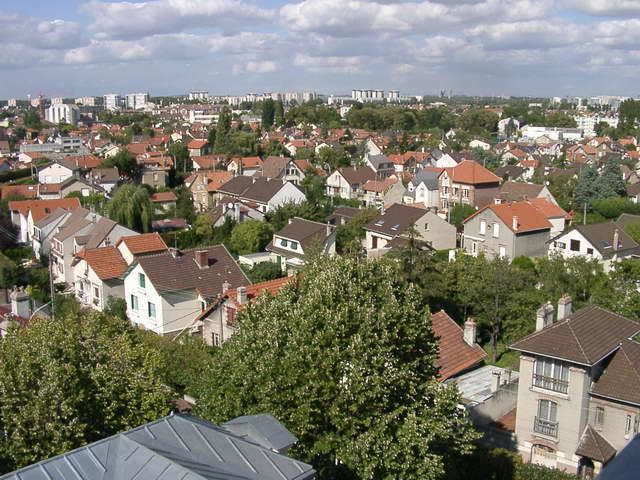 Clichy sous Bois in the past, History of Clichy sous Bois