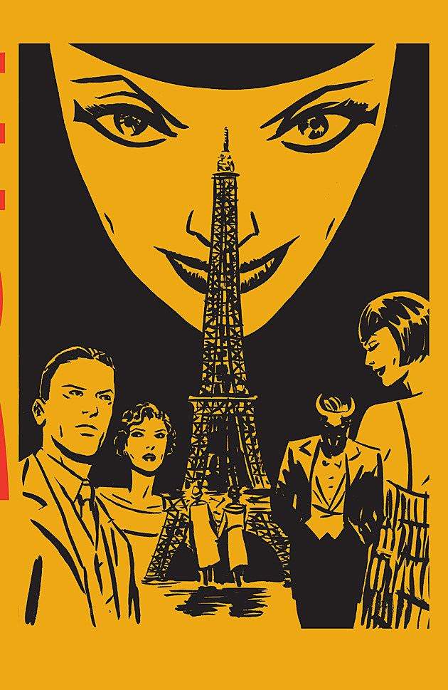 Cliff Chiang Cliff Chiang39s Designs For 39Beware The Creeper39 Are