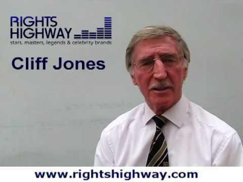 Cliff Jones (Welsh footballer) Cliff Jones Football Hero YouTube
