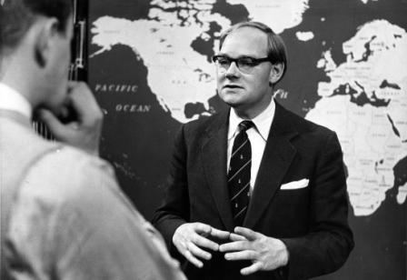 Cliff Michelmore BBC PM Your News read by broadcasting legend Cliff