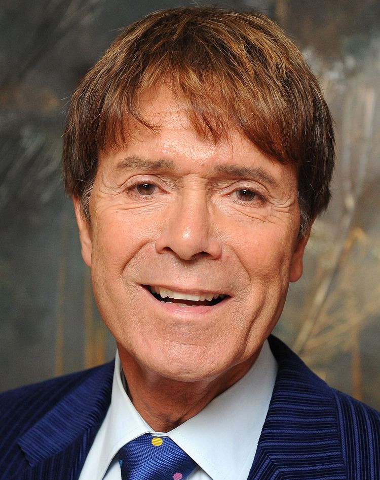 Cliff Richard Cliff Richard will now appear later in the series Picture