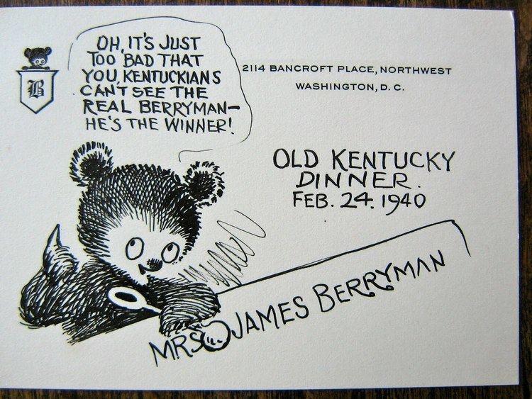 Clifford K. Berryman wwwdanielagnewcom Clifford K Berryman