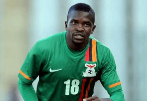 Clifford Mulenga Players Abroad Clifford Mulenga scores for Swallows ZamFoot
