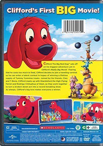 Clifford's Really Big Movie Amazoncom Cliffords Really Big Movie John Ritter Wayne Brady