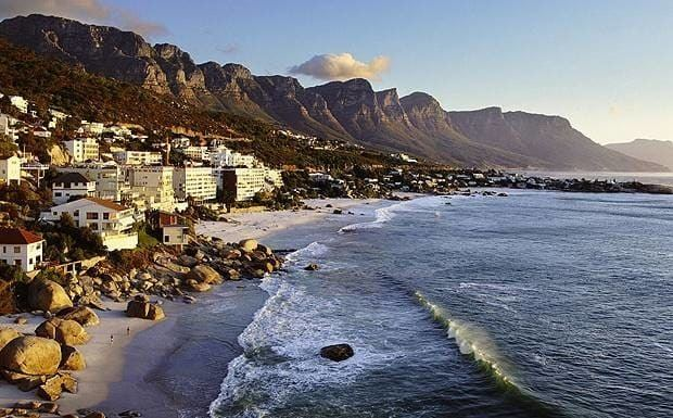 Clifton, Cape Town Tourist places in Clifton, Cape Town