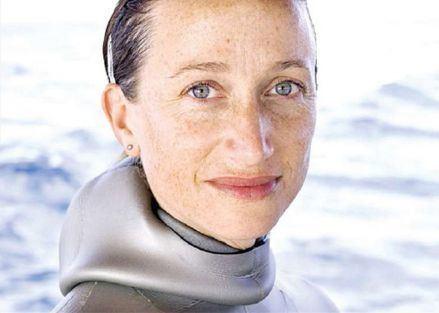Céline Cousteau Cline Cousteau Sustainability Leader