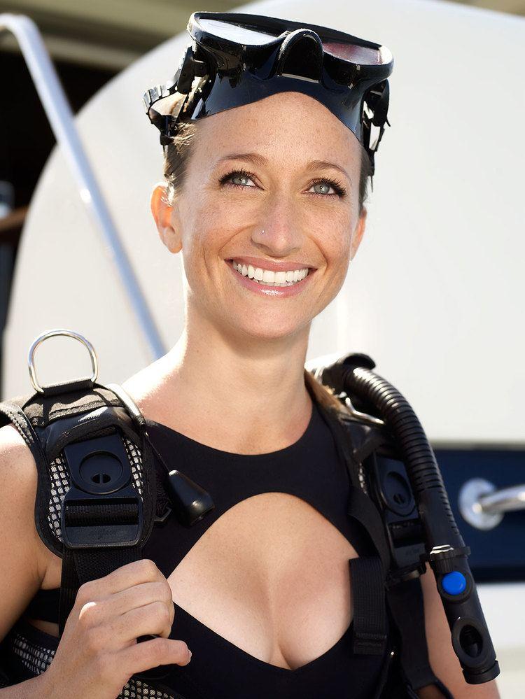 Céline Cousteau Celine Cousteau daniela federici photographer director