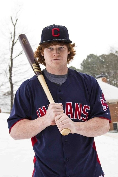 Clint Frazier seeing southern moment in the snow with clint frazier