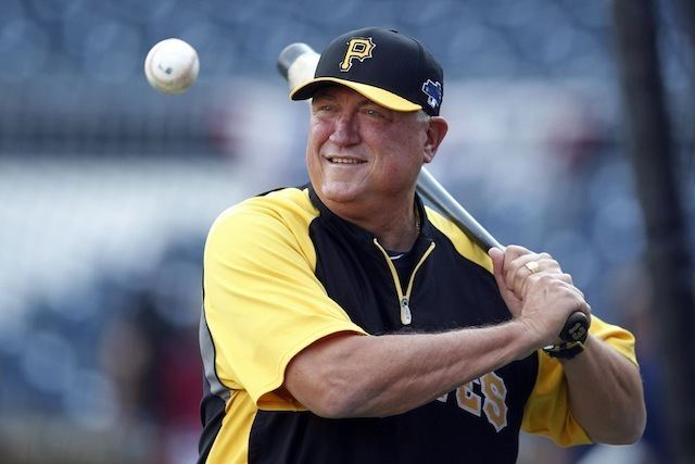 Clint Hurdle Pirates39 Clint Hurdle named 2013 NL Manager of the Year CBSSportscom
