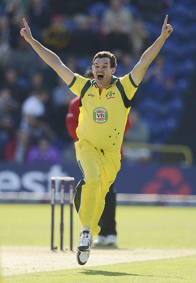 Australias Clint Mckay announces retirement Rediffcom Cricket