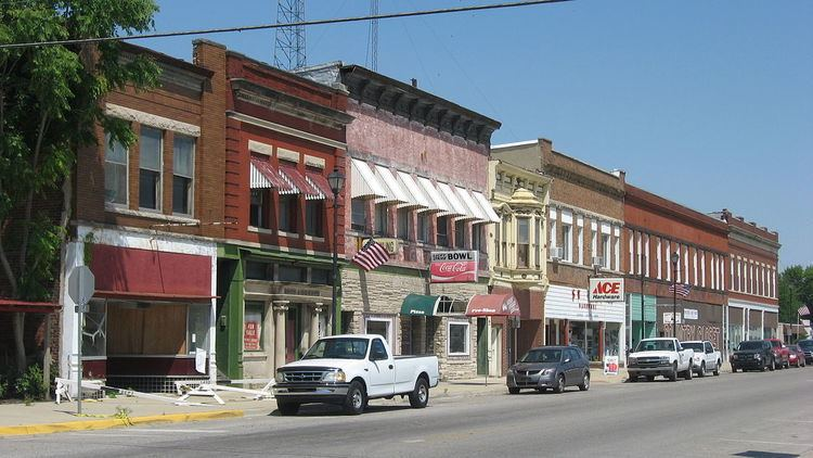 Clinton Downtown Historic District (Clinton, Indiana)
