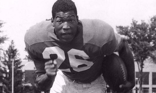 Clinton Jones (American football) Former MSU football player Clinton Jones discusses his