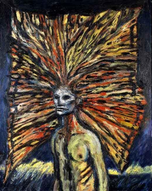 Clive Barker (artist) The Official Clive Barker Website Artwork Celebrant Two