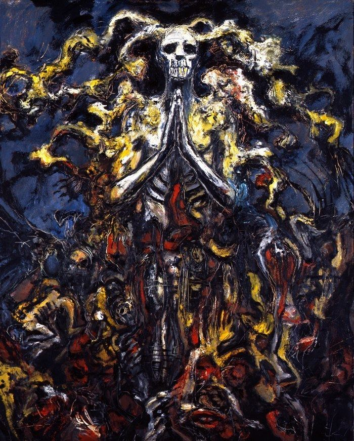 Clive Barker (artist) Art by Clive Barker Savagery Super Science Sorcery Pinterest