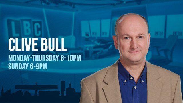 Clive Bull Clive Bull Presenters Radio LBC