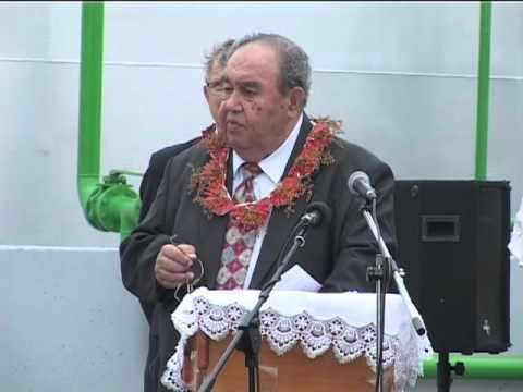 Clive Edwards (politician) Speech by Hon William Clive Edwards at the Official Dedication of