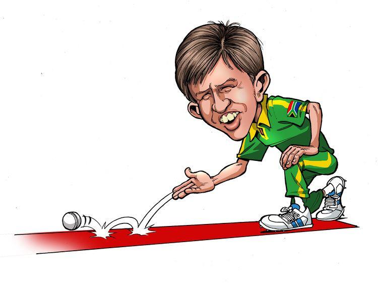 Clive Eksteen (Cricketer)