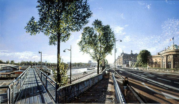 Clive Head Paris Sunrise studyquot Clive Head Louis K Meisel Gallery