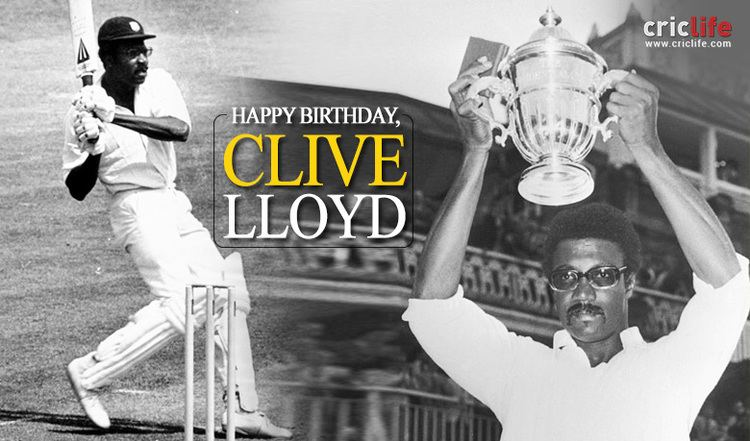 Clive Lloyd 15 facts about the architect behind West Indies